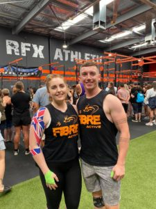 Fibre Active CrossFit Fibre Podge Tayla 6